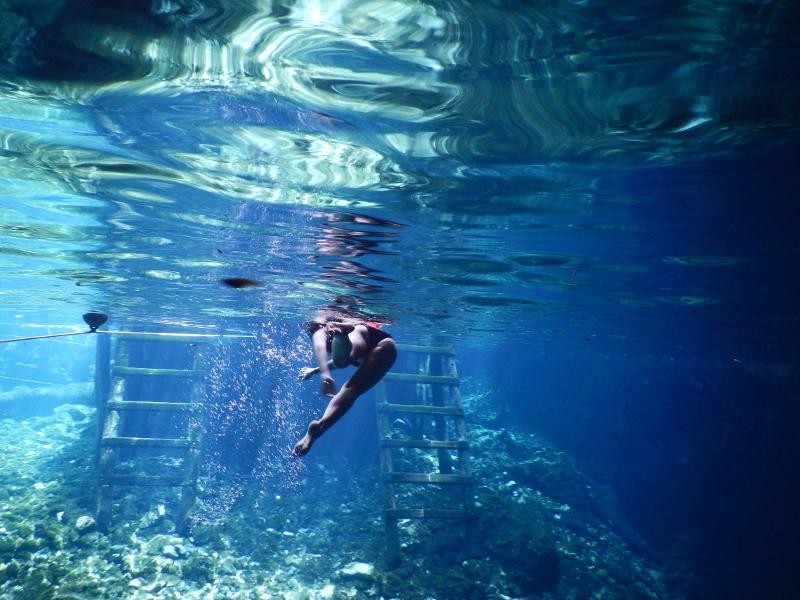 Gran Cenote 9